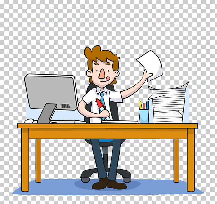 Cartoon Motion graphics , Overtime man PNG clipart.
