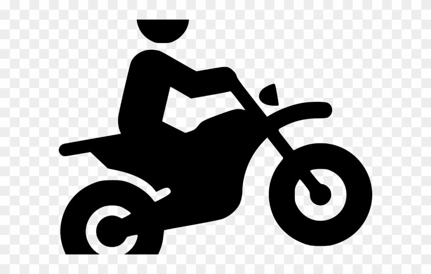 Motocross Clipart Svg.