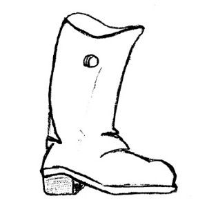 Boot Clip Art Free.