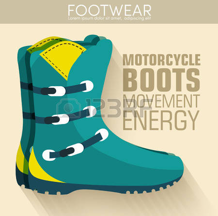 470 Biker Boots Cliparts, Stock Vector And Royalty Free Biker.