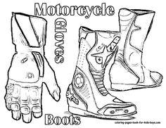 Vehicles For > Dirt Bike Silhouette Clip Art.