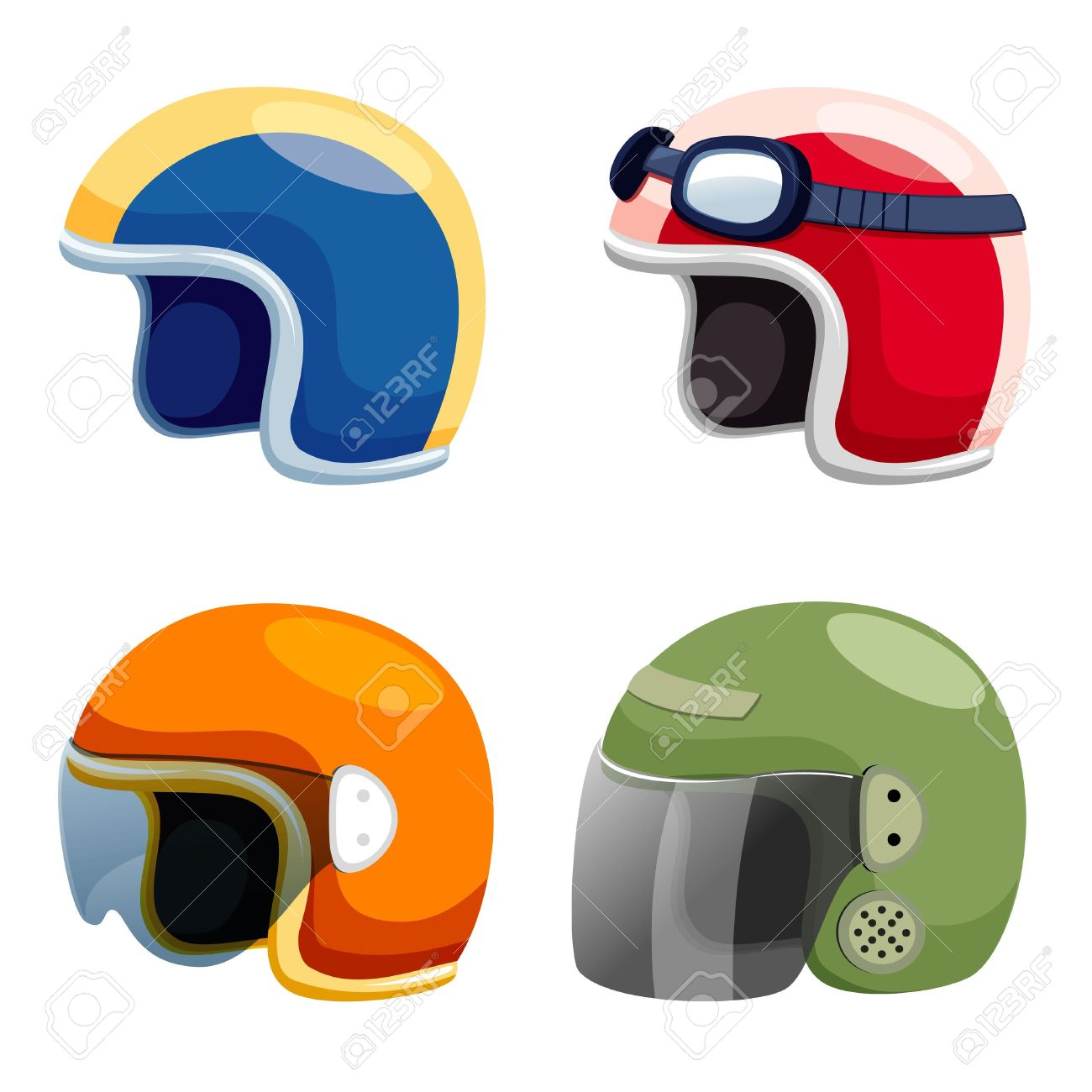 Showing post & media for Cartoon motorcycle helmets.