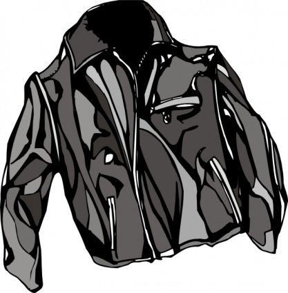 Clipart motorcycle jackets.