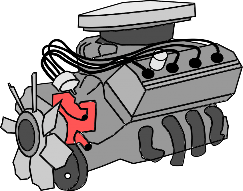 Engineering clipart motors, Engineering motors Transparent.
