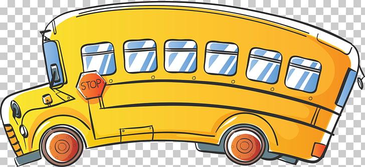 School bus , bus, yellow school bus PNG clipart.