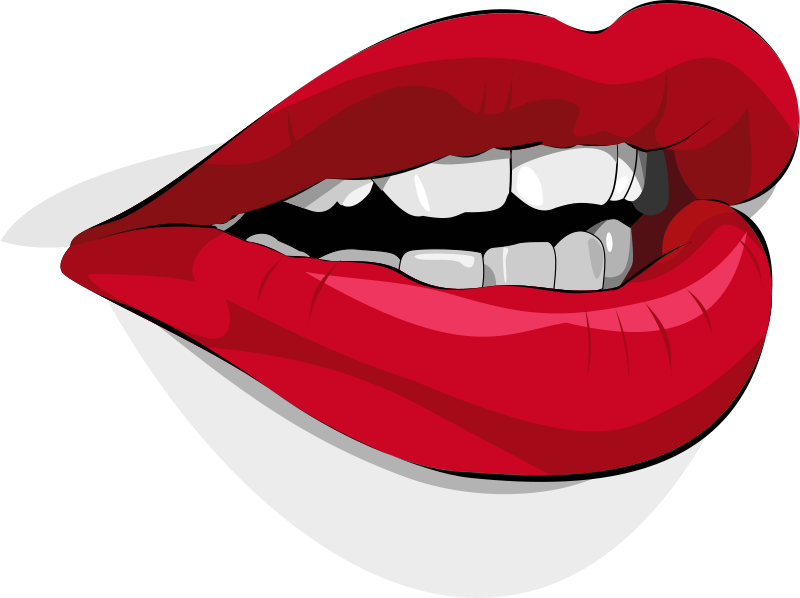 Free Clipart: Mouth.