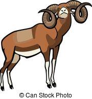 Mouflon Illustrations and Clip Art. 96 Mouflon royalty free.