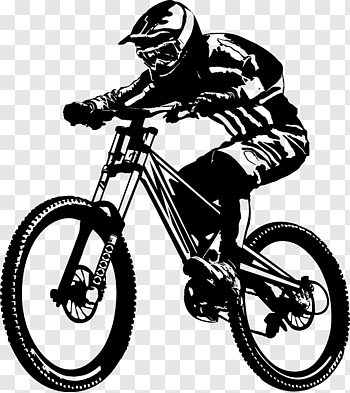 Mountain Bike cutout PNG & clipart images.