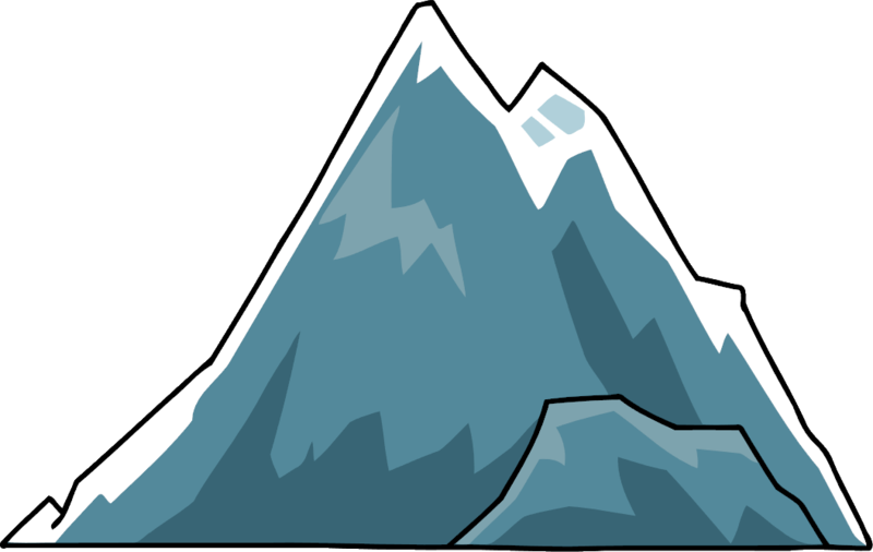 Mountain Png.