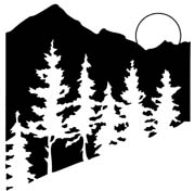 Free Mountain Tree Cliparts, Download Free Clip Art, Free Clip Art.