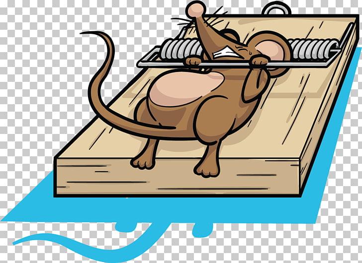 Rat Mousetrap , Rat trap, mouse trap PNG clipart.