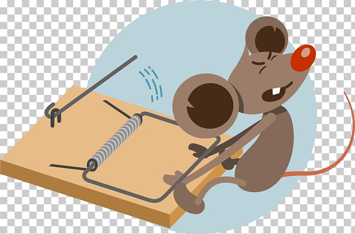 Mickey Mouse Cartoon, The mouse trap PNG clipart.