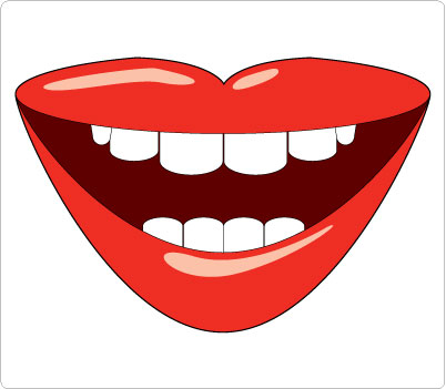 Mouth Clipart Free.