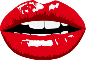 224 mouth free clipart.