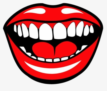 Free Mouth Clip Art with No Background.