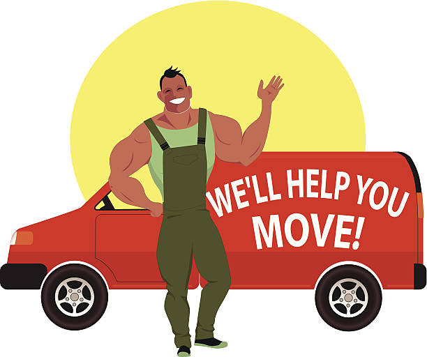 Best Professional Movers Illustrations, Royalty.