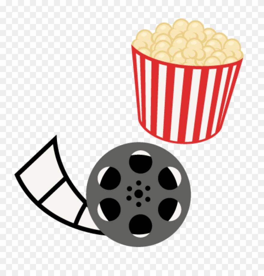 Free Clipart Popcorn Popcorn Movie Reel Movie Night.