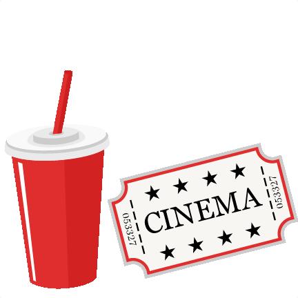 448 Movie Ticket free clipart.