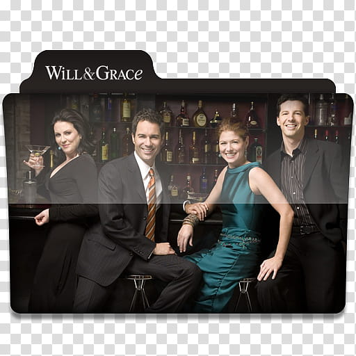Windows TV Series Folders W X, Will & Grace movie.