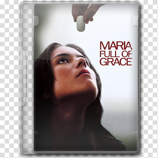 The BIG Movie Icon Collection M, Maria Full Of Grace.