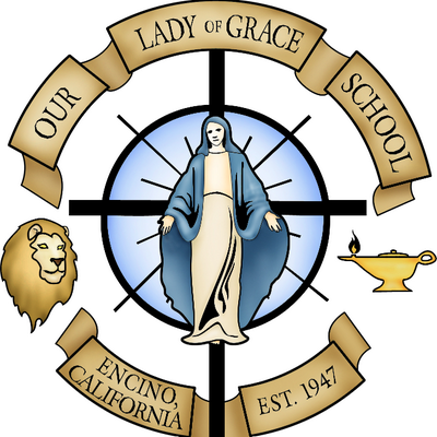 Our Lady of Grace on Twitter: \