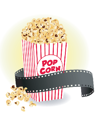 Movie With Popcorn Clipart The Arts Image Pbs Learningmedia.