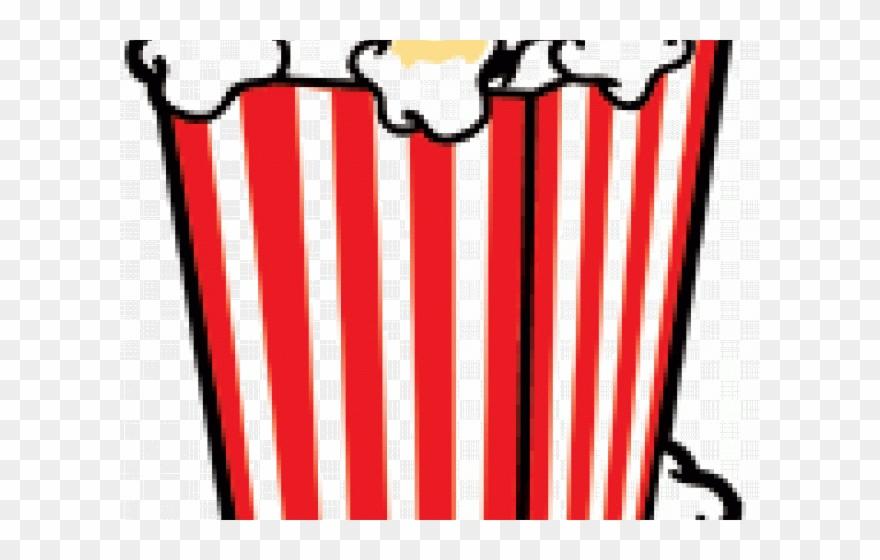 Popcorn Clipart Movie Theater Popcorn.