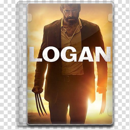Movie Icon Mega , Logan, Logan movie poster transparent.