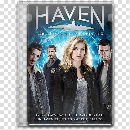 Haven Icon , Haven , Haven movie poster transparent.