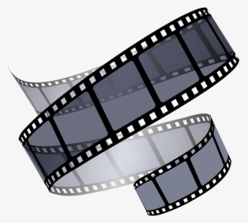 Free Movie Reel Clip Art with No Background.