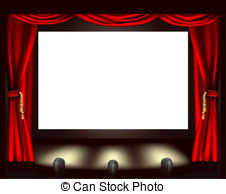 Cinema screen Clipart and Stock Illustrations. 23,316 Cinema.