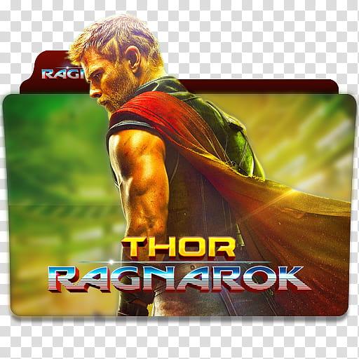 Thor Ragnarok Movie Folder Icon, ThorRagnarok () transparent.