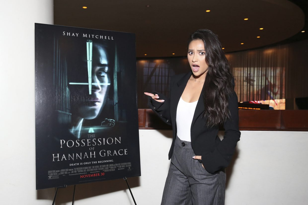 REVIEW: \'The Possession of Hannah Grace\' is a forgettable.