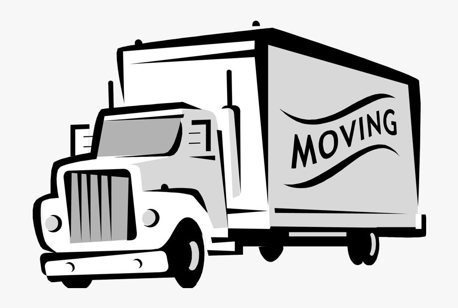 Moving Van Clipart , Transparent Cartoon, Free Cliparts.
