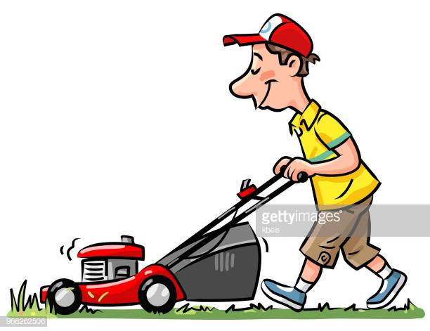 60 Top Mowing Stock Illustrations, Clip art, Cartoons, & Icons.