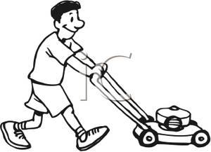 39+ Lawn Mowing Clip Art.