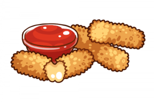 Mozzarella sticks clipart » Clipart Portal.