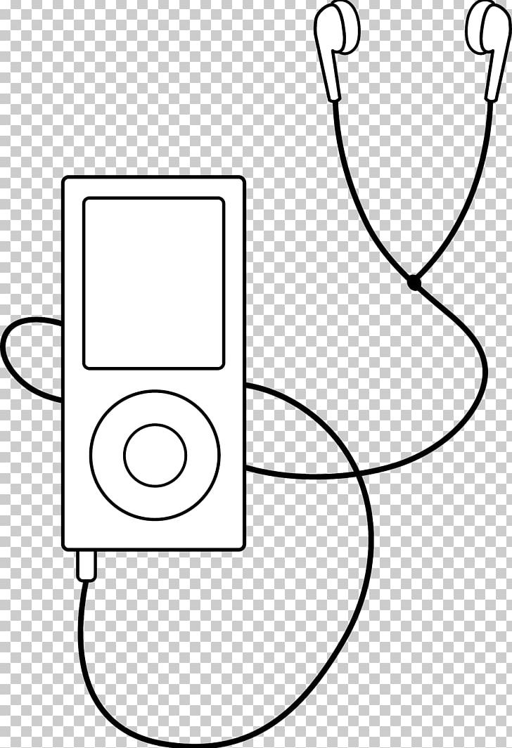 MP3 Player Media Player PNG, Clipart, Angle, Area, Black.