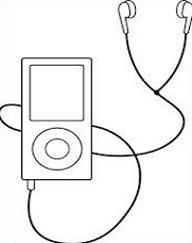Mp3 player clipart » Clipart Station.