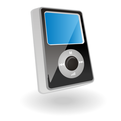 Free mp3 players Clipart and Vector Graphics.