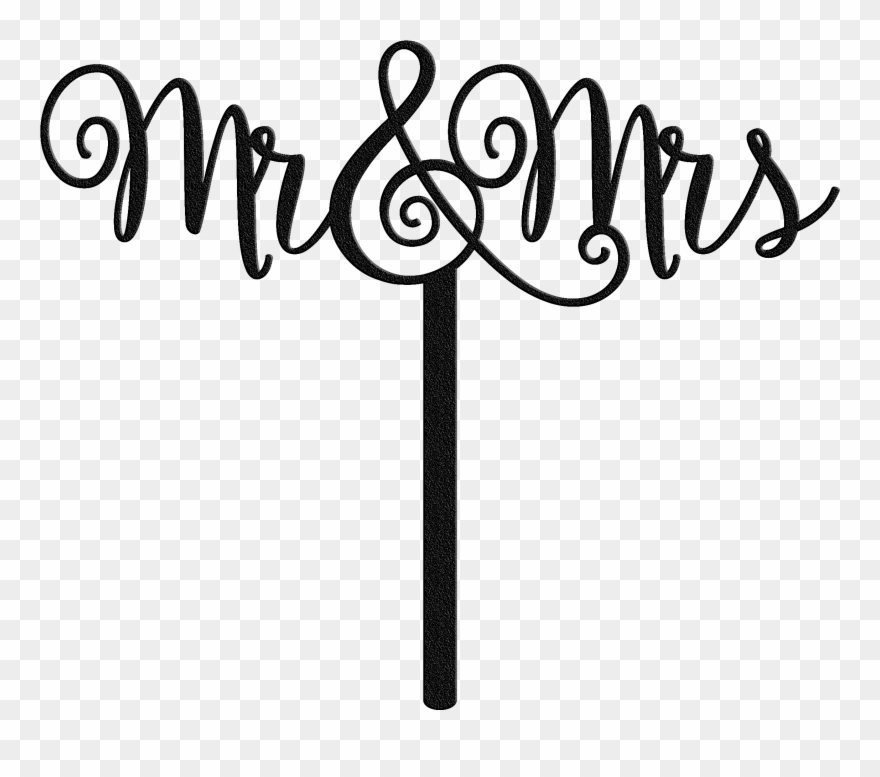 Mr And Mrs Png Transparent Background.