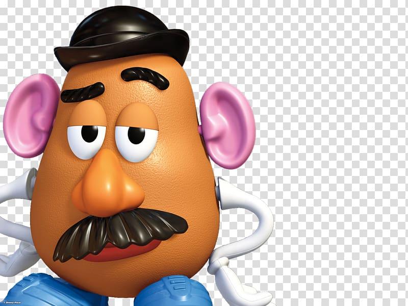 Mr. Potato Head illustration, Mr. Potato Head Toy Story.