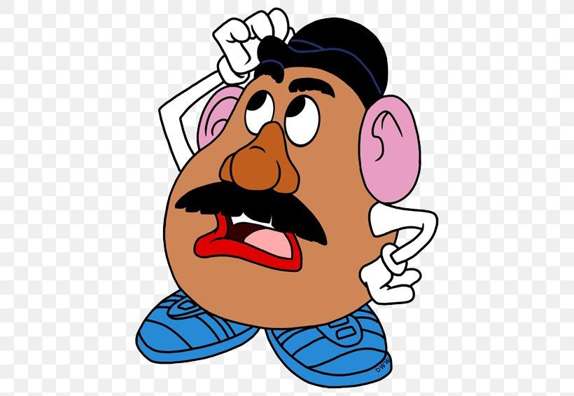 Mr. Potato Head Buzz Lightyear Aliens Toy Story Clip Art.