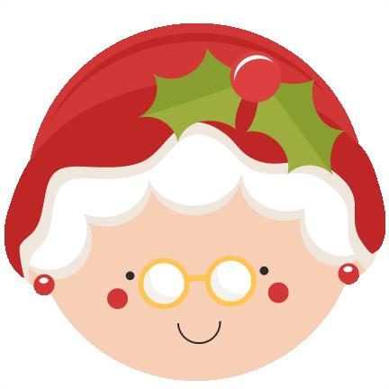 Ms santa claus clipart free.