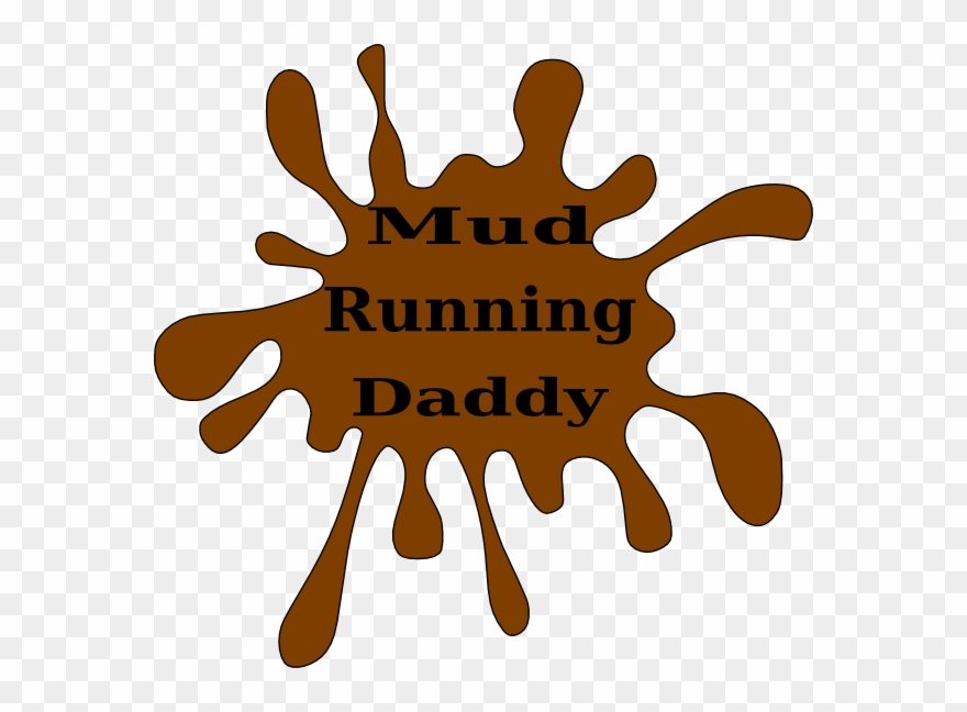 Mud Clipart Mud Run.