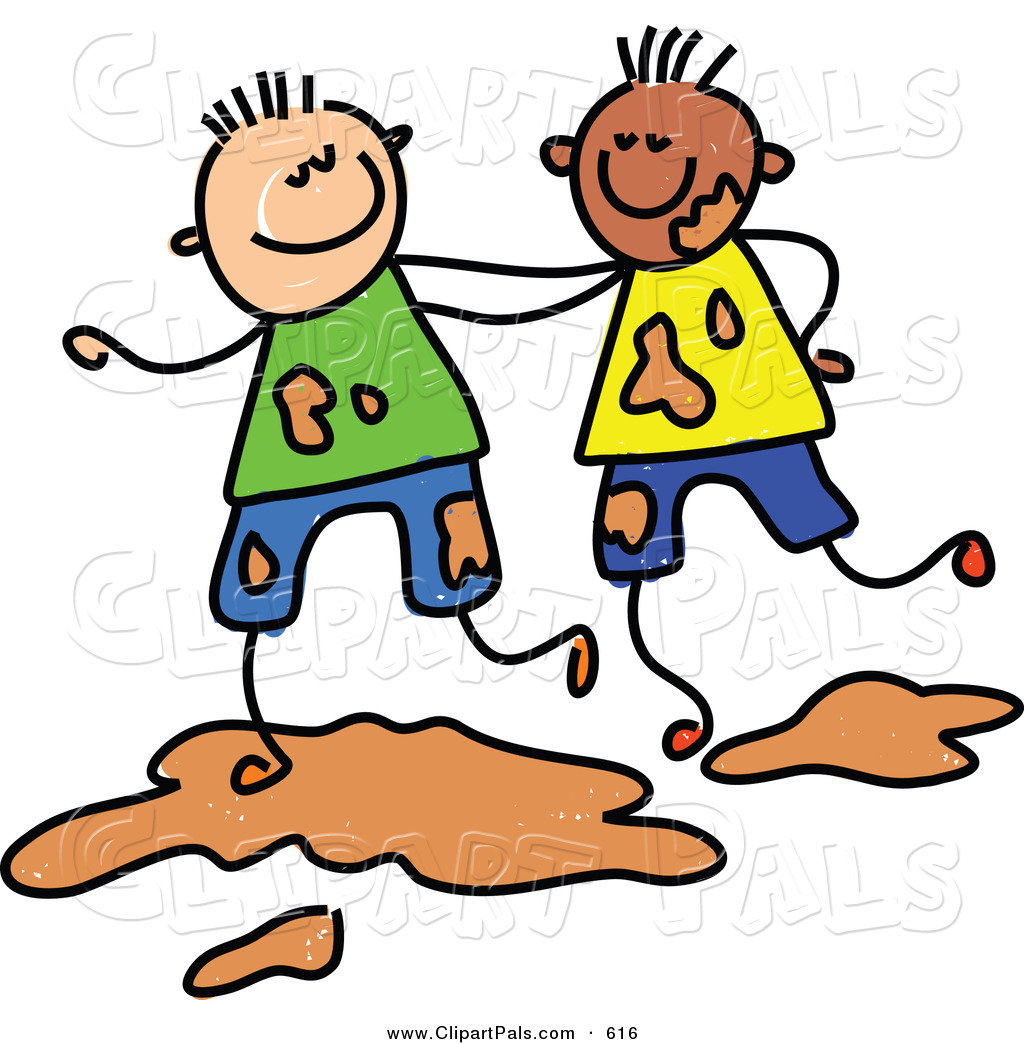 Clipart Of Mud.