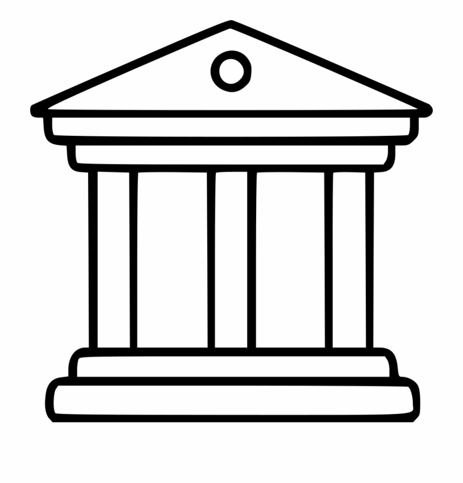 Png File Svg Museum Line Icon.