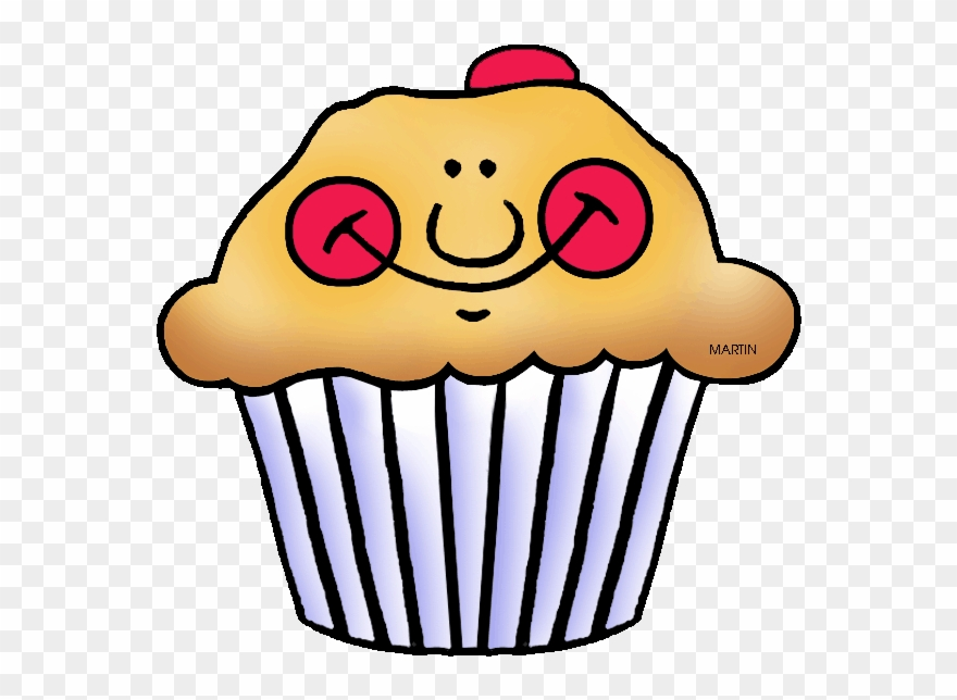 Muffin Clipart Face.