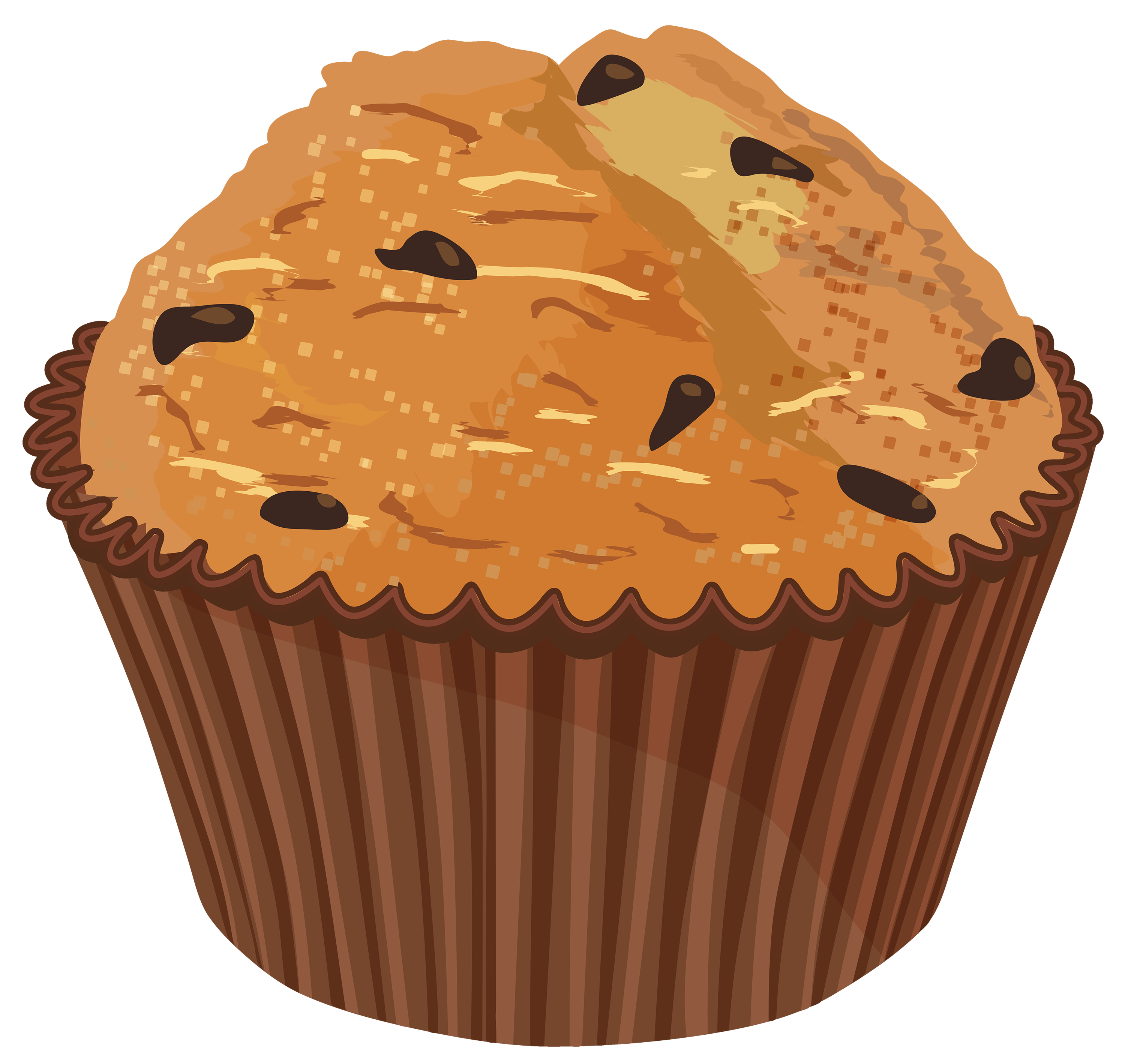Muffin PNG Clipart.