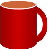 Free Cute Clipart: coffee mug clipart images.
